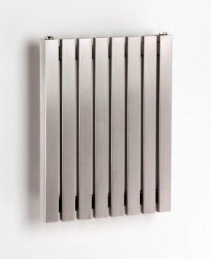 horizontaler design heizkörper wohnzimmer wohnraum heizung cinto edelstahl
