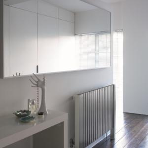 design heizkörper horizontal wohnzimmer wohnraum heizung aperto edelstahl