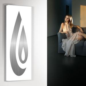 design heizkörper vertikal küche wohnzimmer wohnraum heizung aine