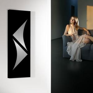 design heizkörper vertikal küche wohnzimmer wohnraum heizung amon