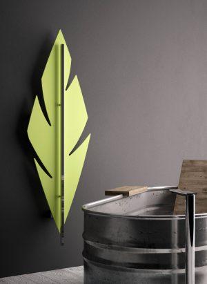 Badezimmer design heizkörper blatto bad heizung Elektrische