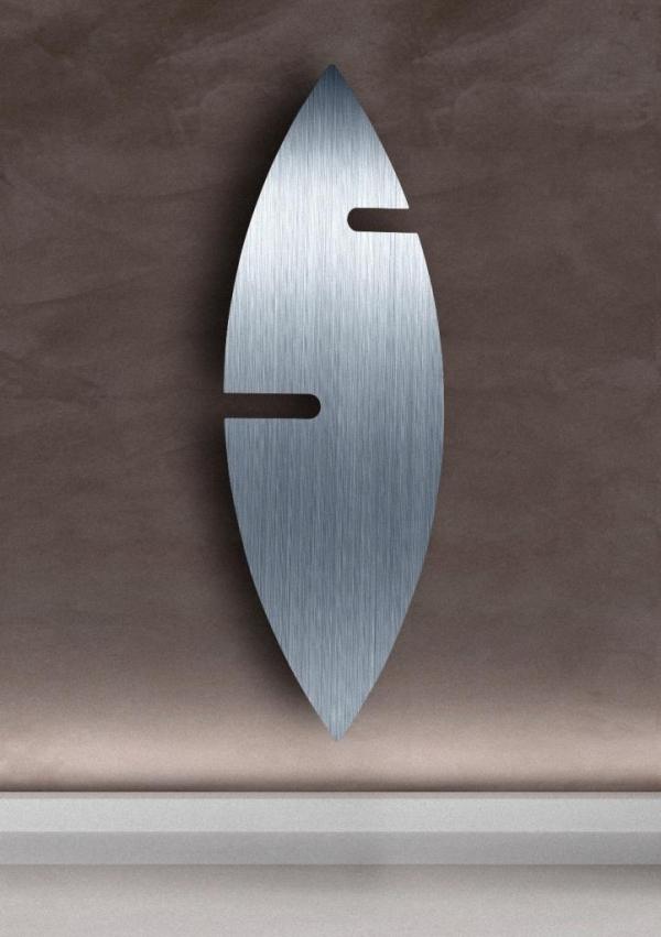 Badezimmer design heizkörper bone