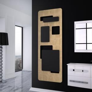 vertikaler design heizkörper diffo badezimmer küche wohnraum wohnzimmer heizung