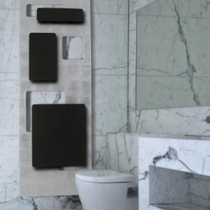 design heizkörper vertikal diffo badezimmer küche wohnraum wohnzimmer heizung