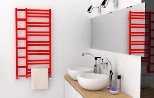 Badezimmer design heizkörper doblo