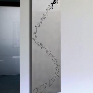 design heizkörper vertikal festa küche wohnraum wohnzimmer heizung