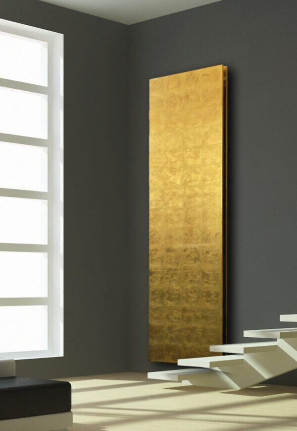vertikaler design heizkörper firo küche wohnzimmer heizung