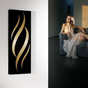 exclusieve design radiator flames woonkamer keuken