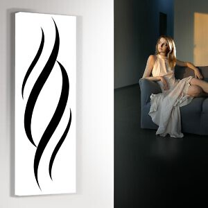 design heizkörper vertikal küche wohnzimmer wohnraum heizung flames
