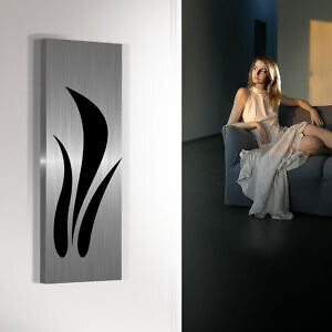 vertikaler design heizkörper küche wohnzimmer wohnraum heizung flora