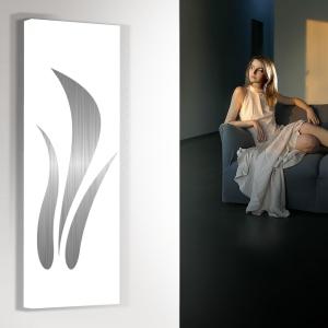 design heizkörper vertikal küche wohnzimmer wohnraum heizung flora