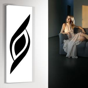 design heizkörper vertikal küche wohnzimmer wohnraum heizung eros