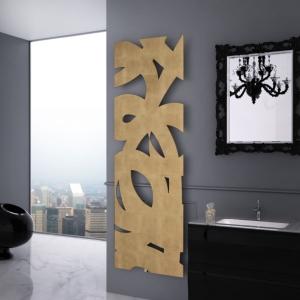 vertikaler design heizkörper karsa küche wohnzimmer heizung