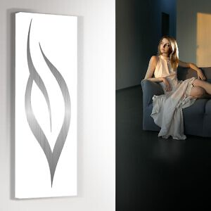 vertikaler design heizkörper küche wohnzimmer wohnraum heizung luca