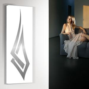 design heizkörper vertikal küche wohnzimmer wohnraum heizung luca