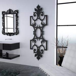Badezimmer design heizkörper melte
