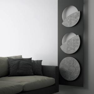 design heizkörper vertikal moon küche wohnzimmer heizung