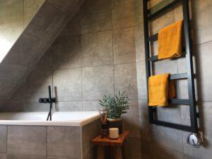 badkamer radiator paris