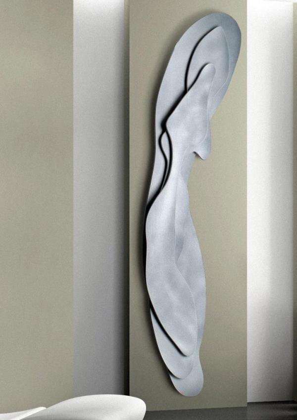 vertikaler design heizkörper senso küche wohnzimmer heizung