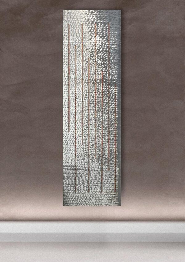 design heizkörper vertikal raino küche wohnraum wohnzimmer heizung
