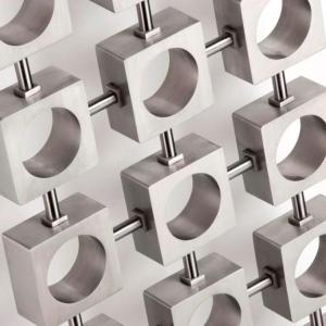 Edelstahl design heizkörper vertikal santomi küche wohnzimmer wohnraum heizung