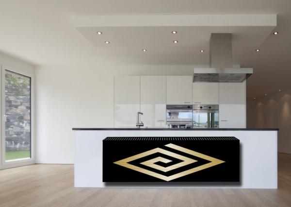 horizontaler design heizkörper wohnzimmer wohnraum heizung stagram