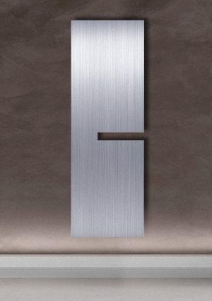vertikaler design heizkörper stimo küche wohnraum wohnzimmer heizung