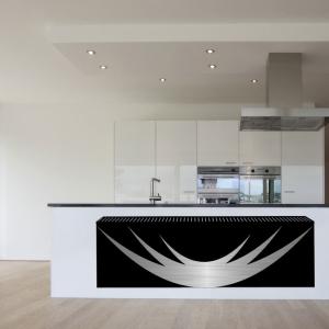 design heizkörper horizontal wohnzimmer wohnraum heizung talo