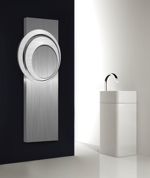 design heizkörper vertikal küche wohnzimmer wohnraum heizung eye