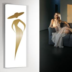 design heizkörper vertikal küche wohnzimmer wohnraum heizung the lady