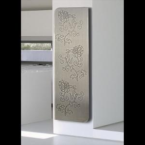 vertikaler design heizkörper tonny wohnzimmer heizung