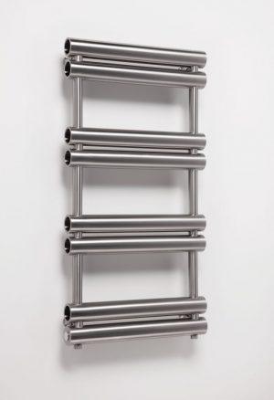 Edelstahl badezimmer design heizkörper Turbo bad heizung