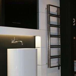 Edelstahl badezimmer design heizkörper vita bad heizung