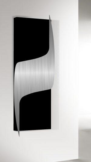 vertikaler design heizkörper küche wohnzimmer wohnraum heizung zenza