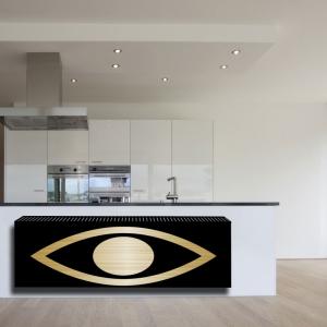 design heizkörper horizontal wohnzimmer wohnraum heizung zolin