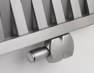 thermostatische radiatorkraan rvs middenonderaansluiting