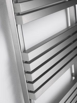 Edelstahl badezimmer design heizkörper kaya