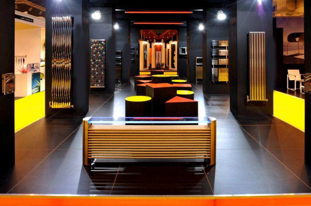 showroom narinc design heizkörper